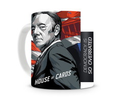Caneca House of Cards 2
