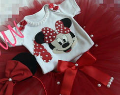 body saia tutu minnie