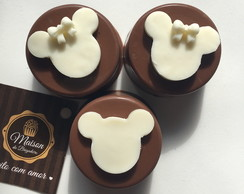 Mini Pão de Mel | Mickey | Minnie
