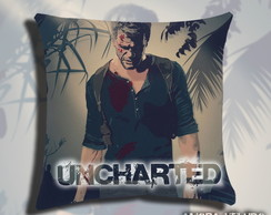 Almofada Gamer Uncharted