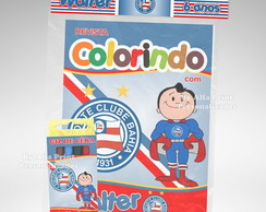 Kit Colorir Bahia + Brindes