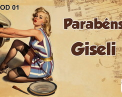 Papel Arroz PIN UP