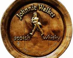 TAMPA DE BARRIL G - JOHNNIE WALKER SCOTH