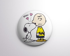 Botton - Snoopy e Charlie Brown