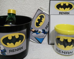 Kit Presenteável Luxo Batman