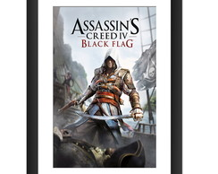 Quadro Assassin s Creed Game Jogos RPG