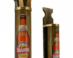 PORTA ESPETOS - CHURRASCO - BRAHMA CHOPP