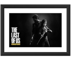 Quadro The Last Of Us Remastered Game