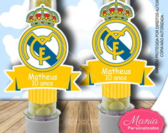 tubetes real madrid 3d