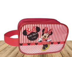 Necessaire Minnie e Mickey