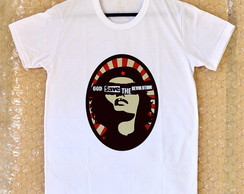 Camiseta Tradicional God Save Revolution