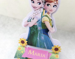 Porta Chocolate Duplo - Frozen Fever
