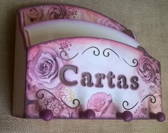 Porta Chaves/Cartas