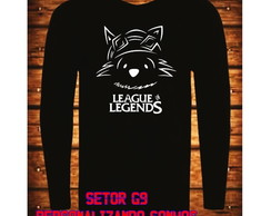 camiseta league of legend