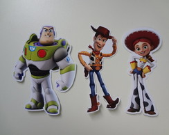 Aplique/recorte toy story 3,5cm