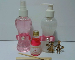 Kit Spray e Sabonete 100ml Pet