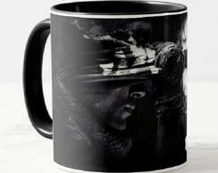 Caneca Call Of Duty Ghosts - 1