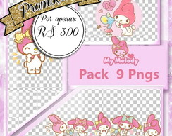 Pack my melody pngs
