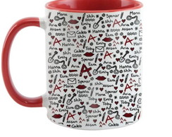 Caneca Pretty Little Liars 46