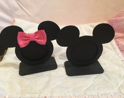 Porta Retrato da Minnie Mickey