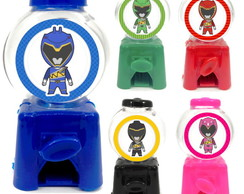 Mini Candy Machine - Dino Rangers