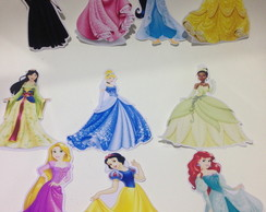Princesas e Príncipes Disney