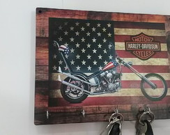 PORTA CHAVES GROSSO - MOTORCYCLES - USA