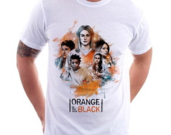 Camiseta Orange iIs The New Black #1