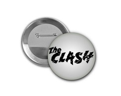 Botton The Clash - 4,5cm