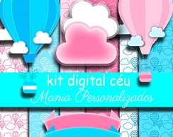 Kit digital céu cute !