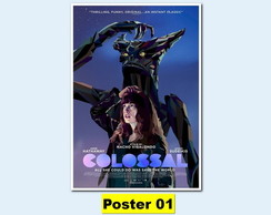 POSTER 30X40 - Colossal