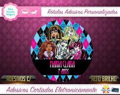 Monster High 2 - Auto Adesivos