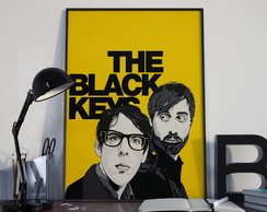 "pôster ""the black keys"""