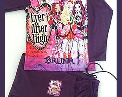 FESTA DO PIJAMA EVER AFTER HIGH