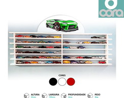 Painel Expositor para carros Hot Wheels