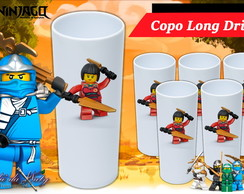 Copo Long Drink - NinjaGo