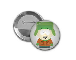 Botton South Park - 4,5cm