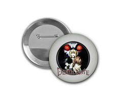 Botton Death Note - 4,5cm