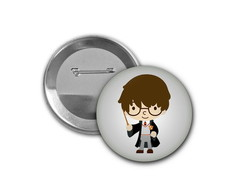 Botton Harry Potter - 4,5cm
