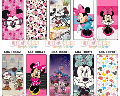 Capa Capinha Celular Minnie Disney Case