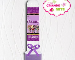 Tubete Personalizado Ever After High