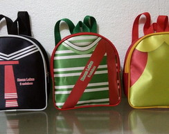 Mochilas Turma do Chaves