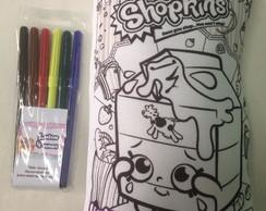 colorir shopkins elo7