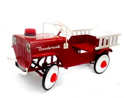Jeep Pedal Car Antigo Bandeirante