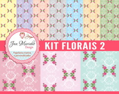Kit Digital Florais 2