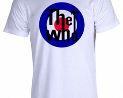 Camiseta Allsgeek Banda The Who 01