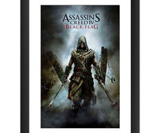 Quadro Assassin Creed Game Jogos Xbox PC