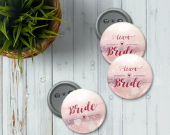 BOTTON COM 5,5 CM Bride&Tribe bride