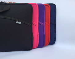 Capa case luva p/ Notebook neoprene 15