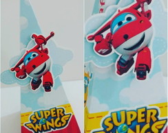 Caixa Cone Super Wings
